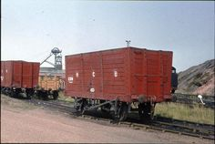 Wagons for colliery Best Wagons, British Rail, Best Stocks, Rolling Stock, Coal Mining, Coaches, Train, Cars, Google