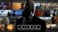 Square Enix Has Parted Ways With Hitman Developer IO Interactive, So Don't Go Expecting Hitman Season 2 Any Time Soon