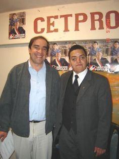 Con el Congresista Lescano (2008)