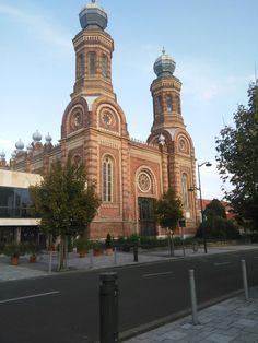 Synagogue, Szombathely
