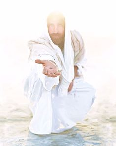The Bible 384072674470995649 - photograph of jesus christ squating reaching out. - My Pins - The Bible 384072674470995649 – photograph of jesus christ squating reaching out mark of the nail - Jesus Christ Lds, Jesus Is Lord, Savior, Pictures Of Jesus Christ, Jesus Christ Images, Image Of Jesus, Jesus Pics, Lds Art, Bible Art