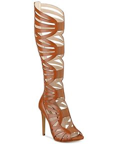 GUESS Abay Gladiator Sandals - Shoes - Macy's
