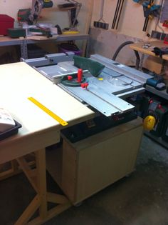 bosch pts 10 upgrade marangoz k lavuzlar pinterest tischkreiss ge werkstatt und gitarrenbau. Black Bedroom Furniture Sets. Home Design Ideas