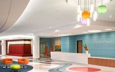HKS Architects - Children's of Alabama Benjamin Russell Hospital for Children