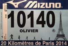 20 kms de Paris 12 octobre 2014