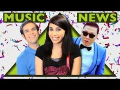 TOP 10 MUSIC VIDEOS OF 2012 - MyMusic News Countdown