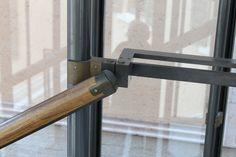 handrail detail _ Castelvecchio _ Carlo Scarpa