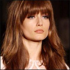 cinnamon brown hair | My Style | Pinterest | Chestnut hair, Hair ... | Einfache Frisuren
