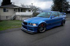 Estoril Blue E36 ///M3