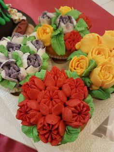 Flower cupcake ❤❤