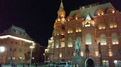 Before the Red square