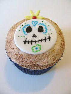 MAN BAKES CAKE: El Dia De Los Muertos.