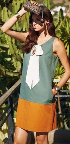 vestido tricoline 100% algodão apenas nessa cor P,M,g R$ 88,00
