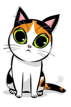 Cute Cat Face, Neko, Tigger, Disney Characters, Fictional Characters, Kitty, Man, Painting, Cat Logo