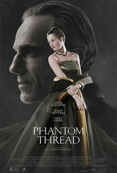 Create artwork for Phantom Thread