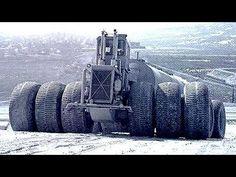 Biggest Vehicle Ever Made - Letourneau Vehicles, equipment - YouTube