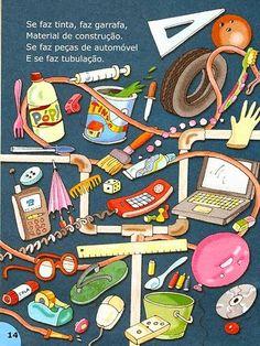 Este livro é maravilhoso, trabalhei ele em sala de aula, e foi um sucesso. Quero compartilhá-lo com vocês. ...