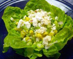 Corn and Crab Salad
