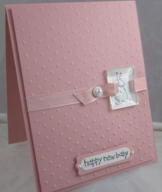 family phrases - cute sentiment for baby card