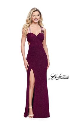 5b70106b87 La Femme 26668 Homecoming Dresses 2018 for Girls warm fashion choices You  can find in our website where there are many styles and colors you can  choose ...