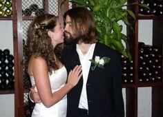 Randi and Chris Wedding Couples, Marriage, Coat, Fashion, Valentines Day Weddings, Moda, Sewing Coat, Fashion Styles, Peacoats