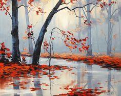 Bellas pinturas de paisajes de Graham Gercken 4