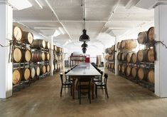 A new urban winery - Alex Retief wants Sydneysiders to care about wines from NSW.