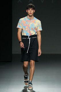 Male Fashion Trends: Xavi Reyes Spring/Summer 2016 - Mercedes-Benz Fashion Week Madrid