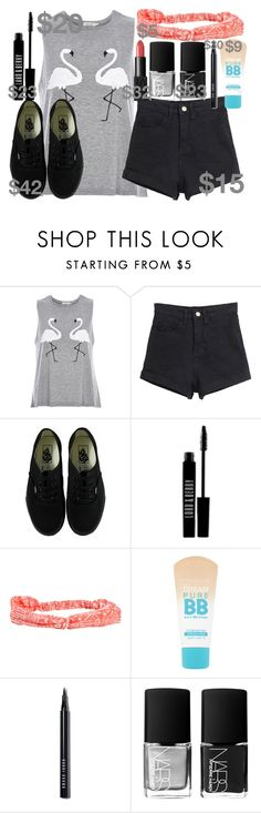 """Buy it yourself!"" by itsfashioninfinity ❤ liked on Polyvore featuring River Island, Vans, Lord & Berry, Aéropostale, Maybelline, Bobbi Brown Cosmetics and NARS Cosmetics"