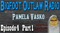 Bigfoot Outlaw Radio Ep.4 Amazing White Bigfoot Encounter