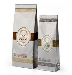 Café Chamí by SG21, Colombia #coffee #packaging
