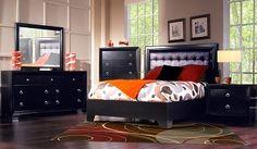 Soho Bedroom 7 Pc. King Bedroom - Furniture.com $1,438.99