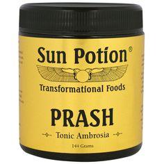 Sun Potion, California Prash, Тонизирующая Смесь из Трав, Топленого Масла и меда, 144 г - iHerb.com
