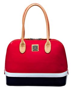 74cee54b69 The Polo Carousel Dome is also available in green. Accessorize your handbag  with the matching purse!