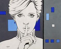 Christian Louis Malto, ma ligne claire: Galerie