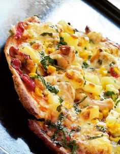 Tacopizza | www.greteroede.no | www.greteroede.no Quiche, Nom Nom, Tacos, Food Porn, Food And Drink, Pizza, Favorite Recipes, Weight Loss, Breakfast
