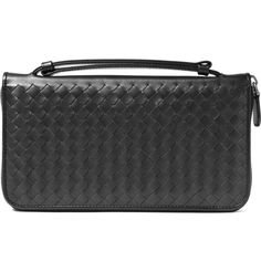 Bottega Veneta travel wallet was a gift from someone special Xmas 2010