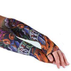 Tattoo Sleeves Te koop op www.gigagadgets.be