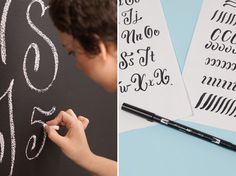 Become a hand-lettering pro with this e-class.