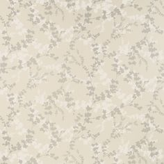 Hawthorn Leaf Pale Bamboo Wallpaper, laura ashley
