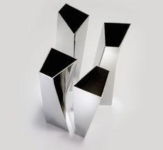 metal vases - Google Search