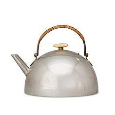 Pewter teapot, Stockholm 1929