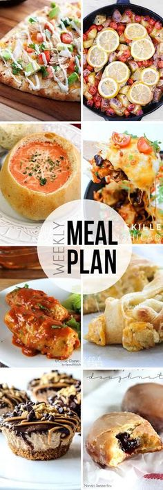 Easy Meal Plan #10: