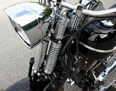 Picture of 2007 Harley Softail FLSTSC Springer Fork motorcycle Wendell.