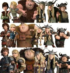 the gang in - HTTYD, riders and defenders of berk. - Race to the edge HTTYD 2 Dreamworks Movies, Dreamworks Dragons, Dreamworks Animation, Disney And Dreamworks, Disney Pixar, Animation Movies, Hiccup And Toothless, Hiccup And Astrid, Dragon Rider