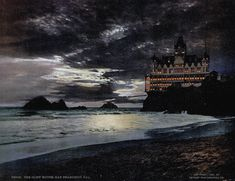 San Francisco's famed Cliff House has been rebuilt five times. The stories behind the seemingly cursed mansion.