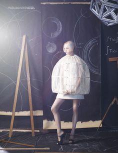 Siri Tollerod by Sophie Delaporte Vogue .. www.fashion.net