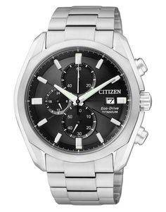 Citizen titanium eco-drive chronograph $699