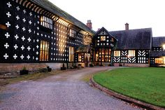Samlesbury Hall, Lancashire: The legendary White Lady is the Hall's most popular ghost. It is said that the White Lady is the ghost of Dorothy Southworth. She is often seen floating down the many corridors of the halls, crying for the love she lost.