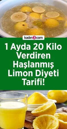 1 Ayda 20 Kilo Verdiren Haşlanmış Limon Diyeti Tarifi verlieren verlieren motivation verlieren schnell weight weight food weight in a week Nutrition Education, Diet And Nutrition, Boil Lemons, Lemon Diet, Calories, Detox Recipes, Herbal Remedies, Meal Planning, Health Tips